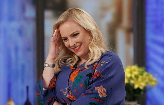 "Meghan McCain is a regular on ABC's ""The View."""