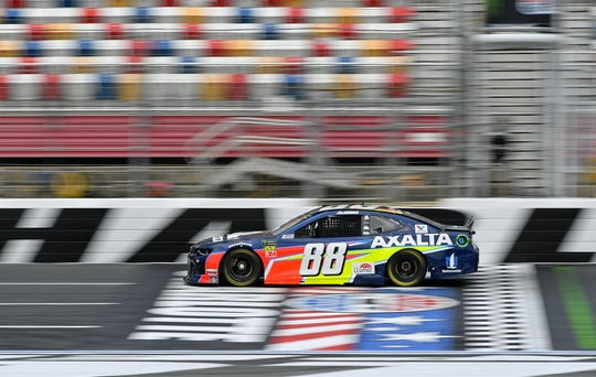 Nascar comes to Kentucky Speedway this weekend.