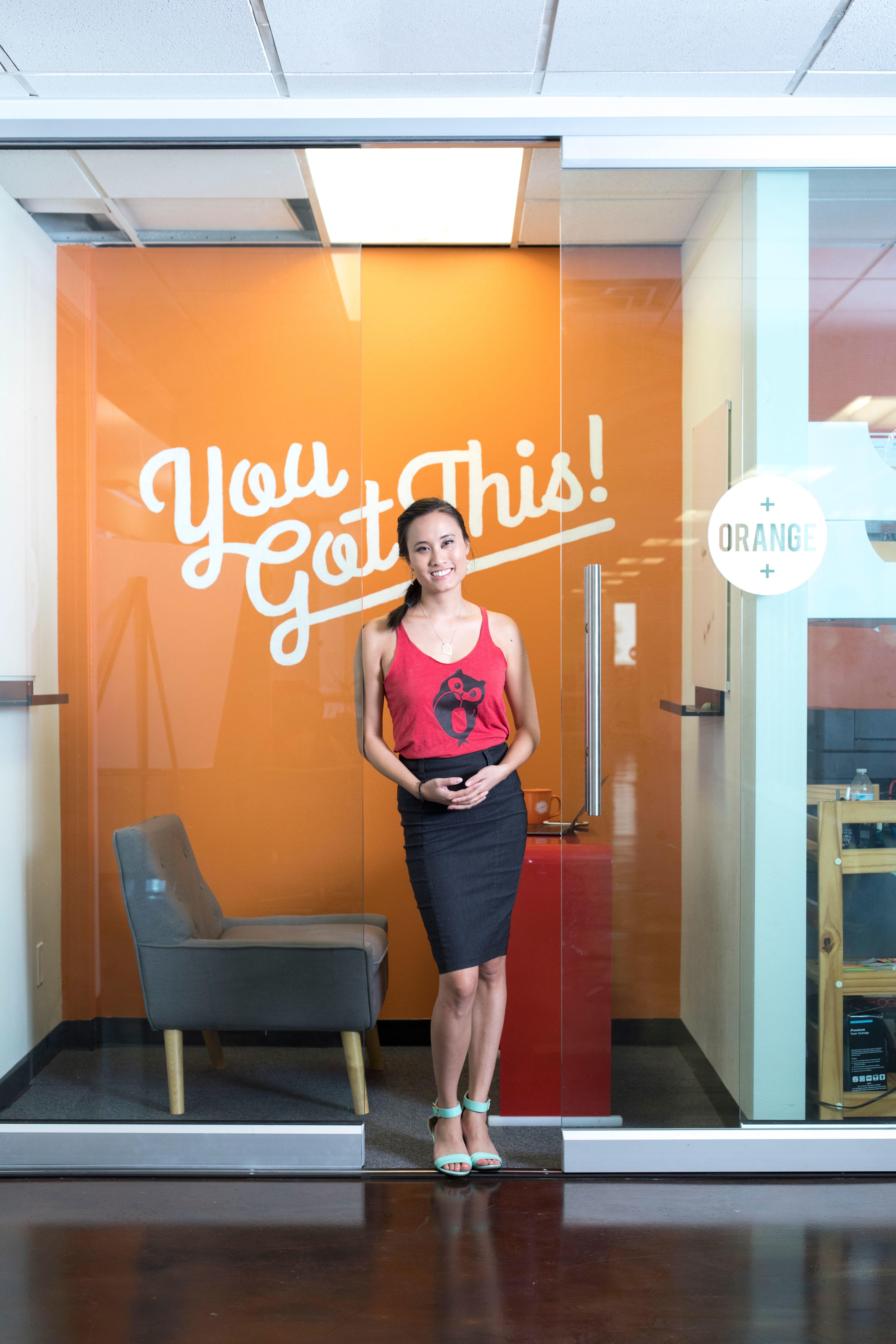 Co+Hoots founder Jenny Poon.