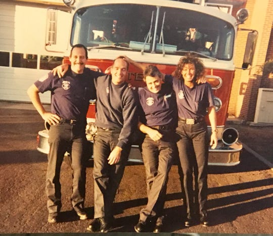 It took Gretchen Chalmers a grueling 3 ½ years. Female firefighters are held to the same standards as male firefighters.