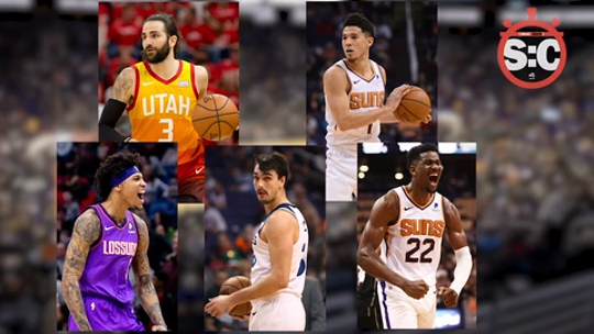 What Cameron Johnson, Ty Jerome and Jalen Lecque can bring to the Suns now, in the future