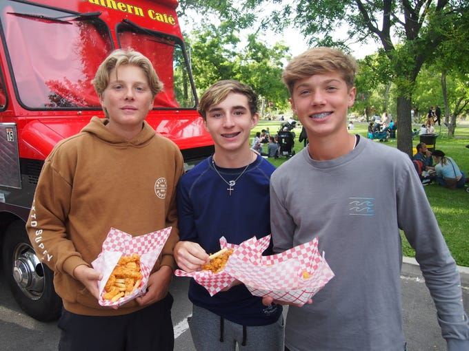 Photos from Food Truck Friday at Idlewild Park in Reno on Friday, June 28, 2019.
