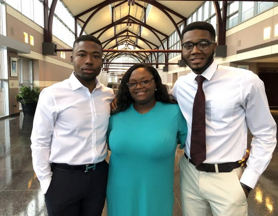 Chauncey Pringle, Danitra Simmons and Oce Jones have spent three summers working to establish The Youth For Youth Foundation as a registered nonprofit.