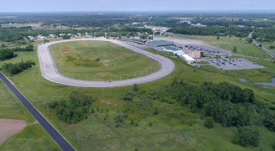 Vernon Downs, a race track and casino in Vernon, New York, is the proposed  site for the Woodstock 50 concert.