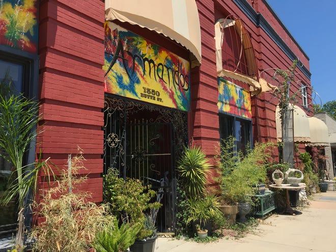 Armando's Gallery House in Redding has closed.