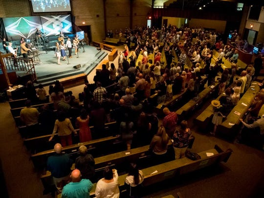 New Life Church of the Nazarene in Medford raised enough money to forgive $3 million in medical debt