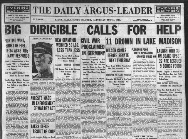 100 years ago, Lake Madison drownings highlighted need for boating