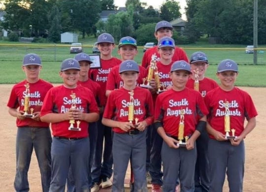 South Augusta won the 12-year-old Cal Ripken District 4 tournament to move on to the state tournament.