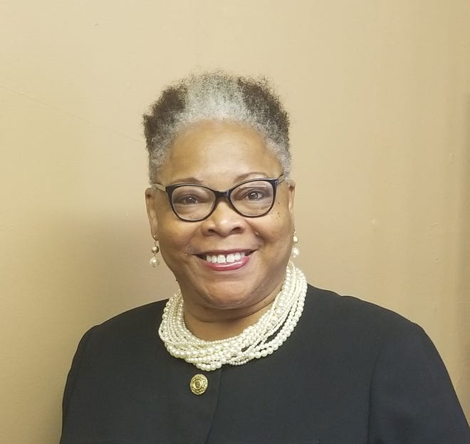 Ruby Barr, appointed in June to the city's Independent Ethics Board.