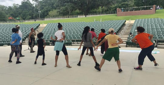 """Underground,"" the musical will be performed at the first ever Sankofa Concert at 7 p.m. Saturday in the Cascade Park Amphitheater."