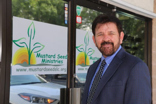 Greg Smith is the new executive director of Mustard Seed Ministries.