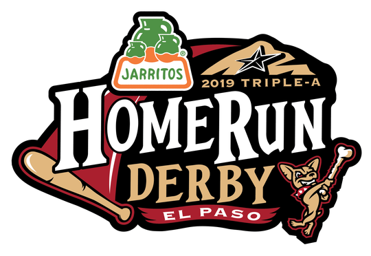 Jarritos Triple-A Home Run Derby Logo