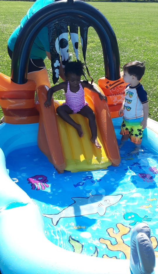 The Ellison Explorers Summer Camp recently completed its first week, a Tropical Beach Bash. The camp, for children ages 15 months to 12 years, will be held Monday through Friday through Aug. 23 at 1017 S. Spring Road in Vineland. For information, call (856) 691-1734 or visit www.ellisonschool.org.