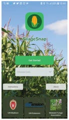 Another smartphone app developed by CALS faculty, SilageSnap, can save farmers time and money during the fall feed-corn harvest and make for more content, productive cows year-round.