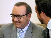 Kevin Spacey criminal groping case dropped by prosecutors due to accuser's 'unavailability'