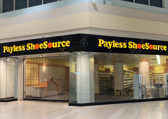 The last Payless ShoeSource stores in the U.S. closed in June 2019.
