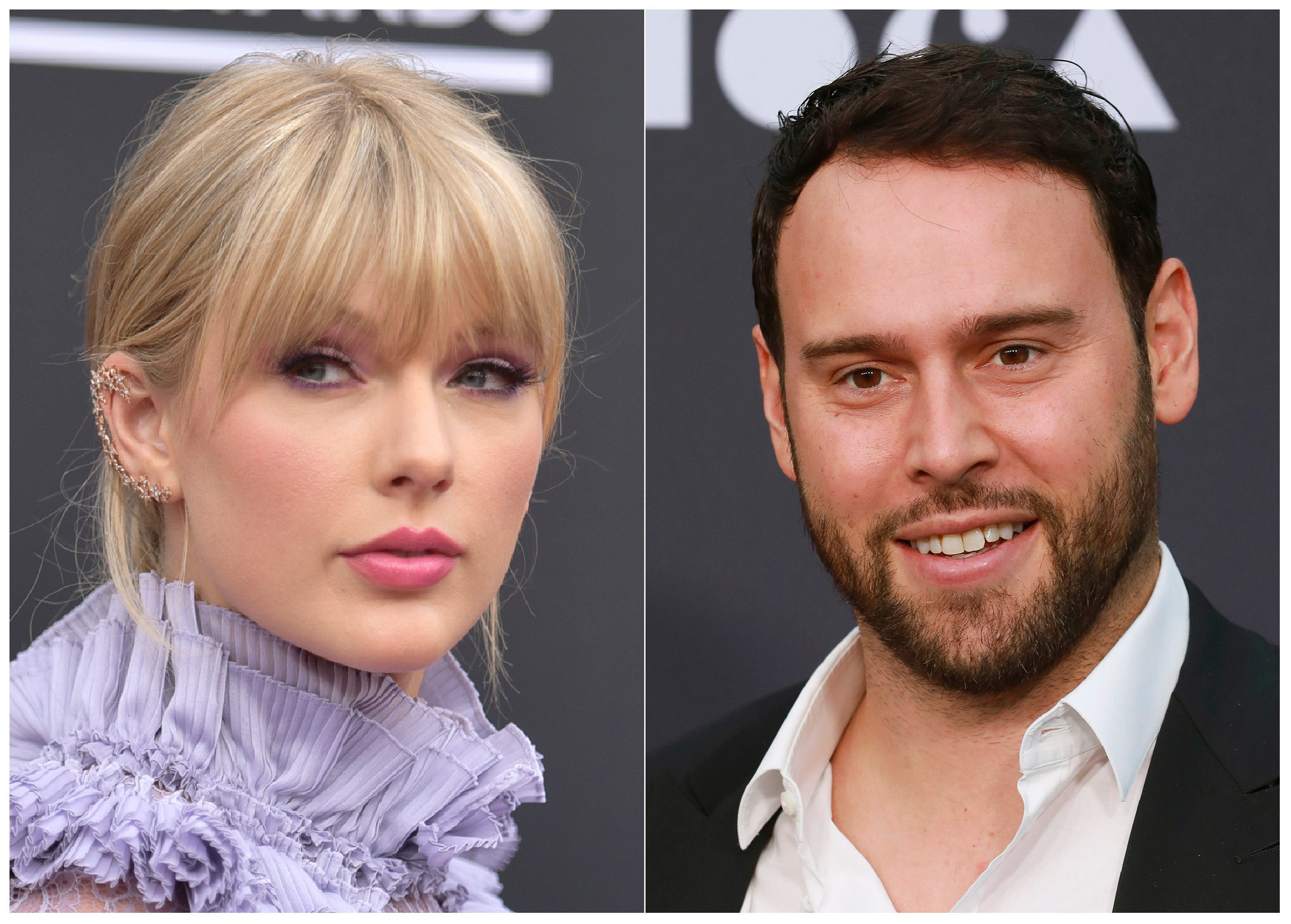 Taylor Swift Scooter Braun Had A Friendship Before Label Drama