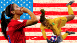 SportsPulse: The USWNT and England played in an instant classic. And as Nancy Armour details, the U.S. continued their savagery ways on and off the pitch in route to the World Cup final.