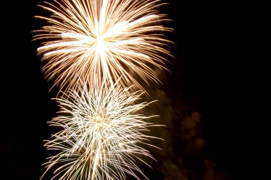 Police have a message: Please don't fire guns into the air on the Fourth of July. Fireworks are already dangerous enough.