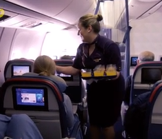 Delta says free cocktails are coming to the cheap seats