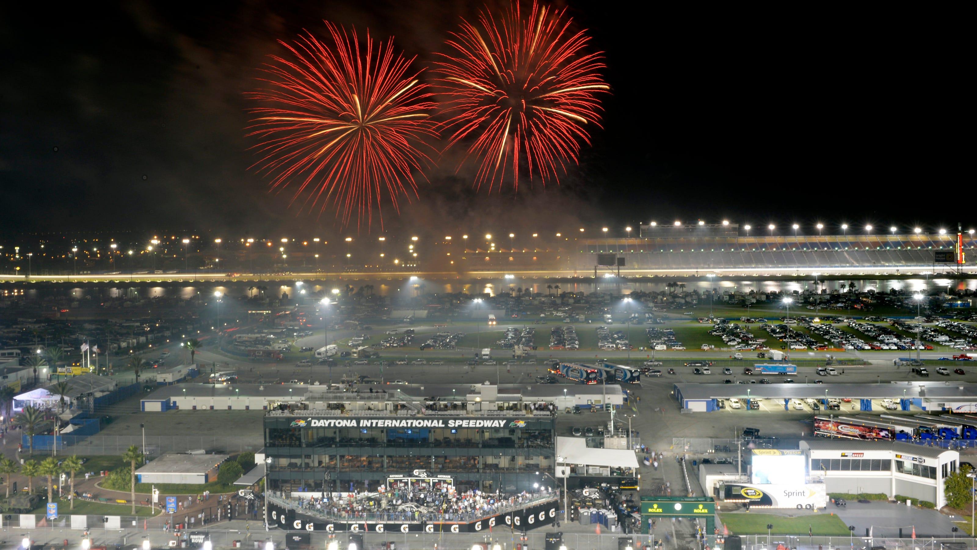 Nascar Will See End Of July 4th Era At Daytona After Saturday S Race