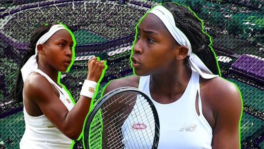 Where 15-year-old Coco Gauff's Wimbledon run ranks among other impressive teen performances