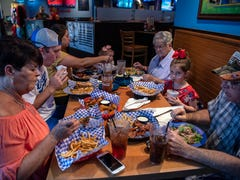 Dolly Parton on Pigeon Forge stomping ground: Food is 'fried and deep-fried and refried'
