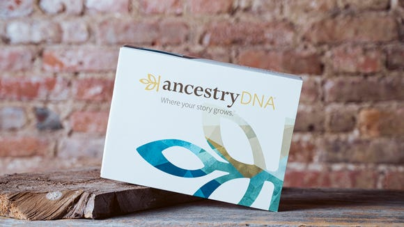 Find out more about your family's genetic makeup with this popular kit.