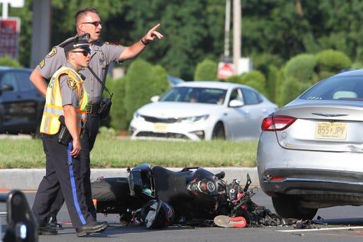 Kearny Man Dies In Toms River Motorcycle Crash On Route 37 East