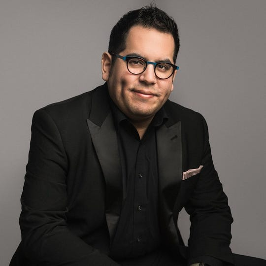 Music director Julio Elizalde will perform in all of OMF's 2019 programs.