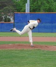 Galion's Jarrett Miller has been an ace on the mound so far.