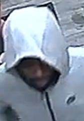 This man is a suspect being sought by Camden County Police for his alleged role in a robbery of a Kaighn Avenue home recently. Police believe he may also be tied to a recent murder and abduction in Camden as well.