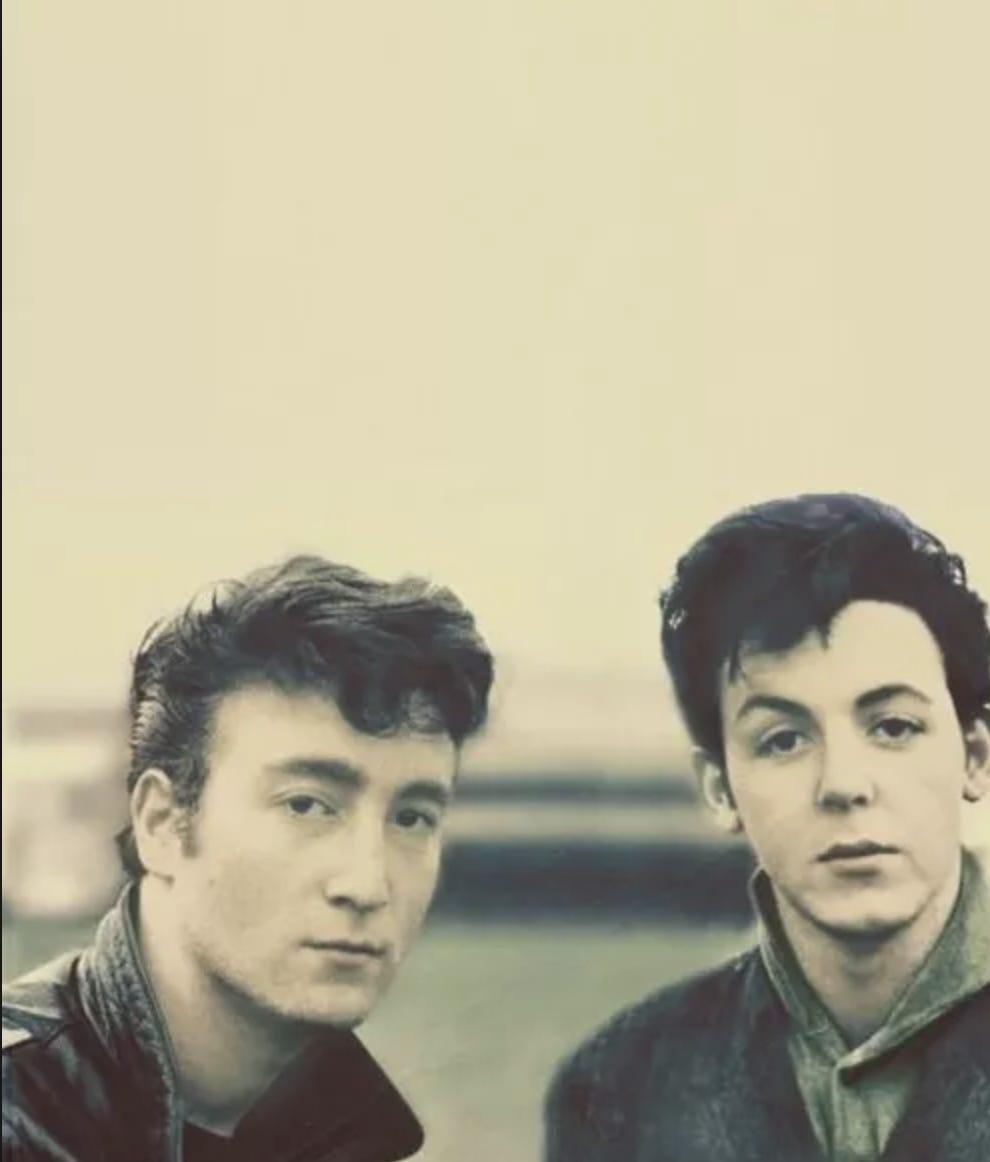 Today In History July 6 1957 John Lennon Met Paul Mccartney