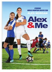 'Alex & Me' DVD cover.
