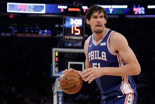 Big man Boban Marjanovic will reportedly be playing in Dallas next season.