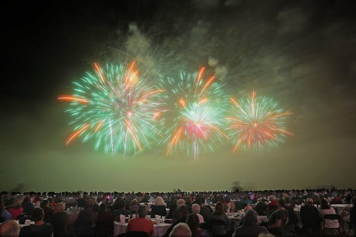 Milwaukee fireworks show: How fog, rain will affect it