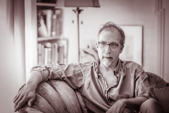 """Daniel Wallace, author of """"Big Fish: A Novel of Mythic Proportions,"""" will speak in Wetumpka on July 27."""