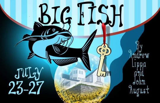 """""""Big Fish, the Musical"""" runs July 23-27 in Wetumpka."""