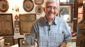 Ronn Palm's Museum of Civil War Images in downtown Gettysburg has more than 6,000 photographs from the American Civil War.