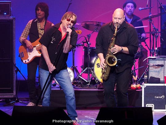 Southside Johnny and the Asbury Jukes perform July 27 at the Strand Theatre.