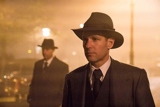 """The Catcher Was a Spy,"" starring Paul Rudd, is playing at Small Star Art House."