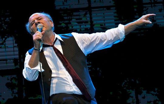 Grammy Award-winning American singer Art Garfunkel comes to the Strand Theatre on July 26.