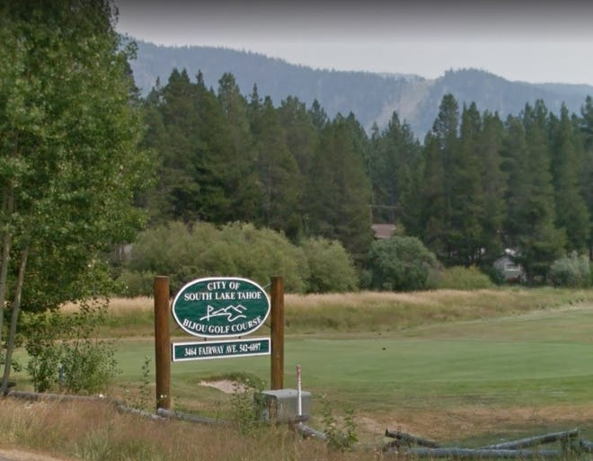 Bijou Golf Course, the city of South Lake Tahoe's municipal course, was closed for the day on July 4, 2019, after a body was discovered on the course about 1 p.m.