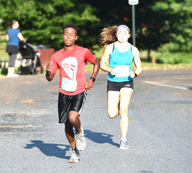 The Firecracker 5K will be happening at Staunton's Gypsy Hill Park on Saturday, July 3.