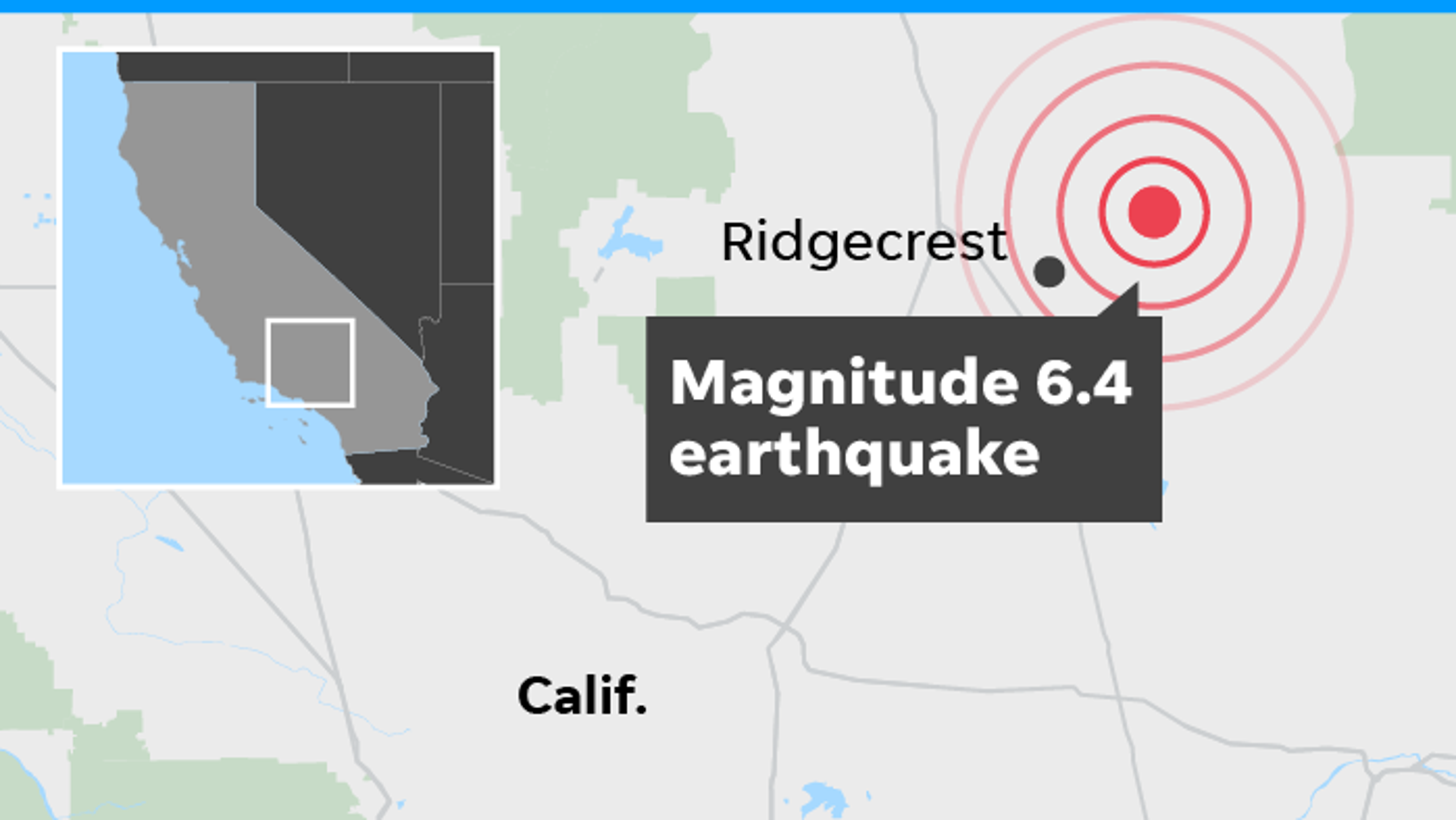 6 4 earthquake in Southern California: What we know about
