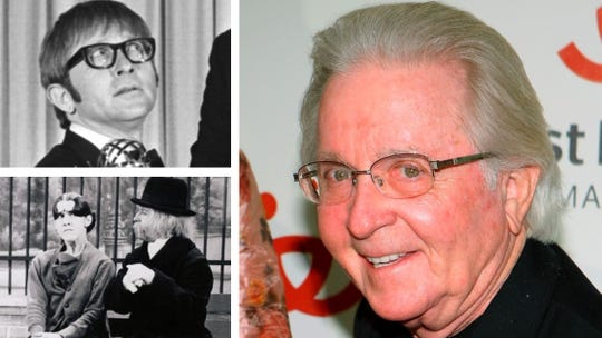 These are a few of the many faces of Arte Johnson.