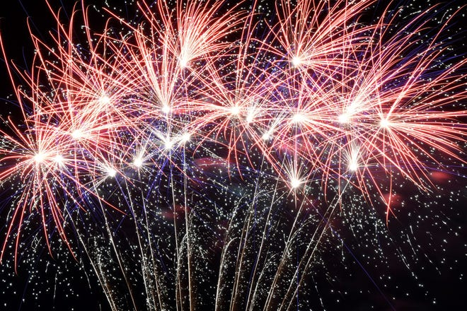 Central Valley counties across the state canceled annual parades, festivals, and fireworks displays, Tulare County included.
