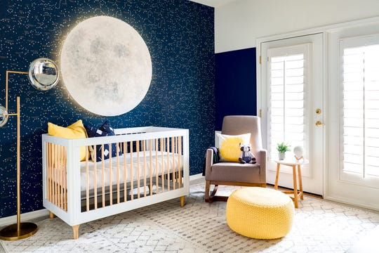 Jo Gick also spends time crafting beautiful children's rooms on Bluprint.