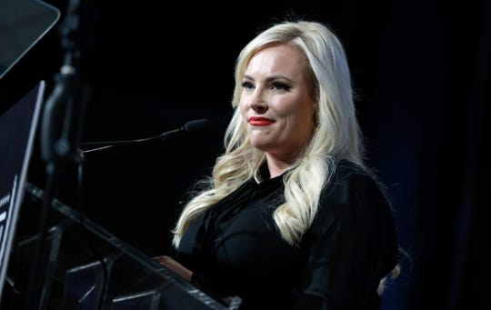 "Meghan McCain is reportedly considering leaving ABC's ""The View."""