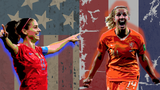 SportsPulse: The U.S. will face the Netherlands in the World Cup final, and as Nancy Armour explains, the Americans should have no issue squashing this Cinderella story.